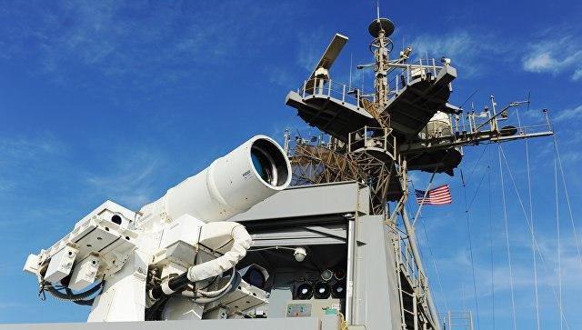 مشخصات فنی سلاح لیزری که آمریکا در خلیجفارس آزمایش کرد/ تصاویر این سلاح را ببینید