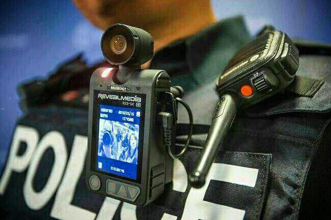 عکس | لباس دوربیندار پلیس گشت