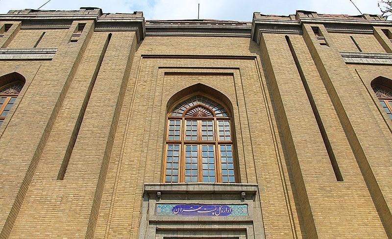 تصاویر   راسته موزهها و ساختمانهای قدیمی تهران اینجاست