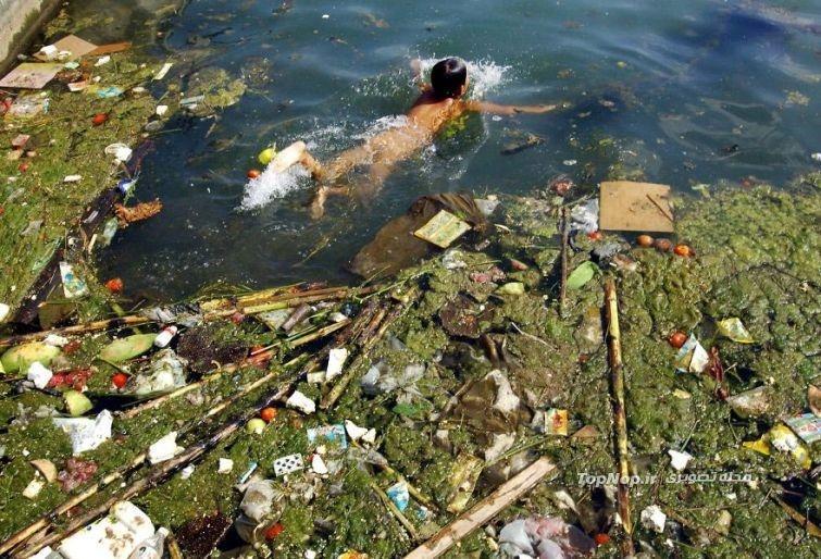 شناسایی ۱۳ شناگاه آلوده استانهای شمالی/ممنوعیت شنا در شناگاههای آلوده