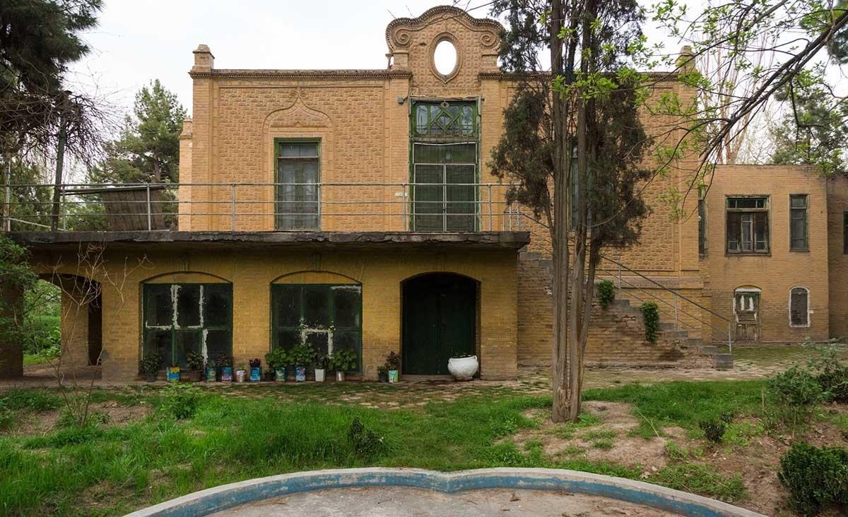 تصاویر | عمارت  تاریخی که محل زندگی یک نماینده مجلس شورای ملی بود