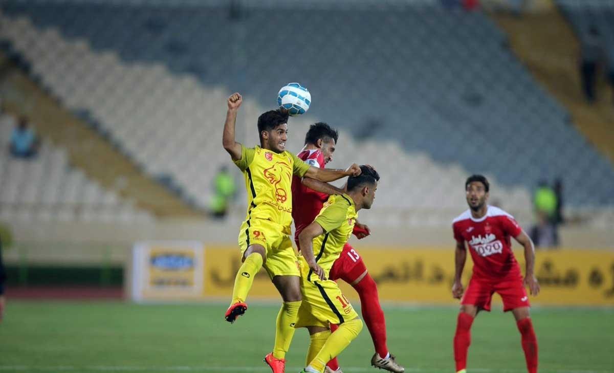 تصاویر | پرسپولیس و نفت تهران در سوپرجام فوتبال ایران