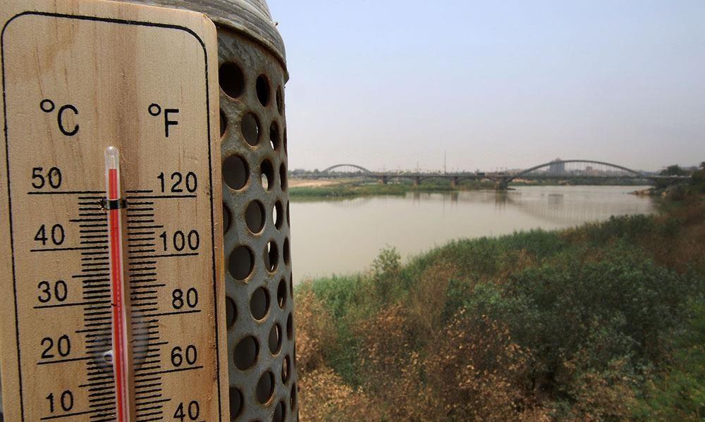 تصاویر | ۵۱ درجه بالای صفرِ خوزستان
