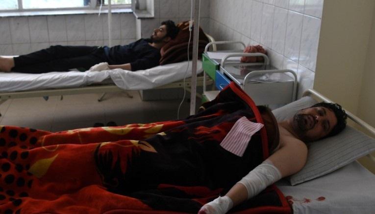 تصاویر | حمله انتحاری مرگبار در کابل