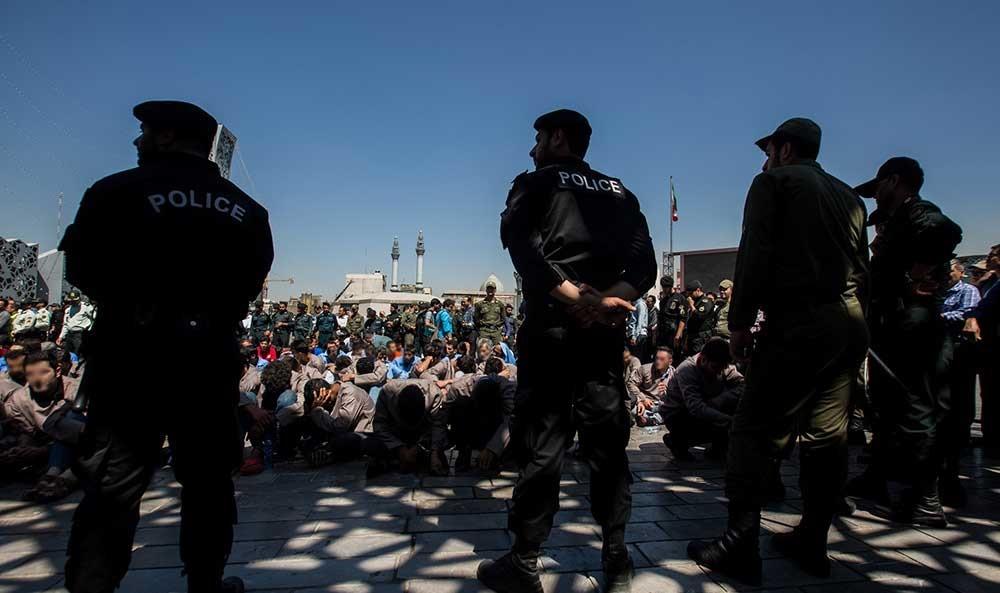 تصاویر | بازداشت ۶۰۰ اراذل و اوباش و معتاد در ۱۴۰ نقطه آلوده پایتخت