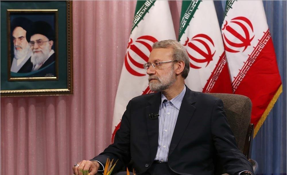 لاریجانی: مصوبات آمریکا علیه ایران، خیلی سنگین نیست