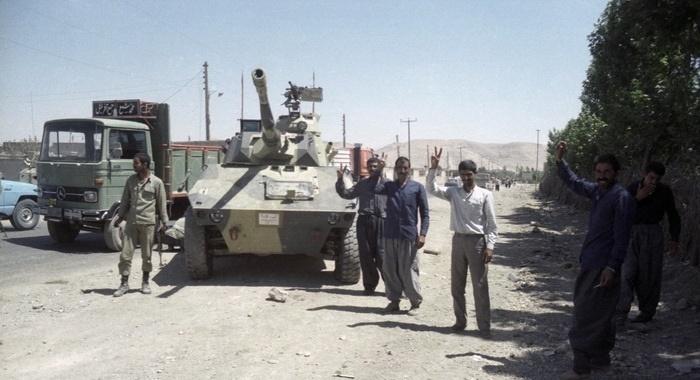 تصاویر | ۲۹ سال پیش؛ آغاز عملیات مرصاد | غروب جاویدان منافقین
