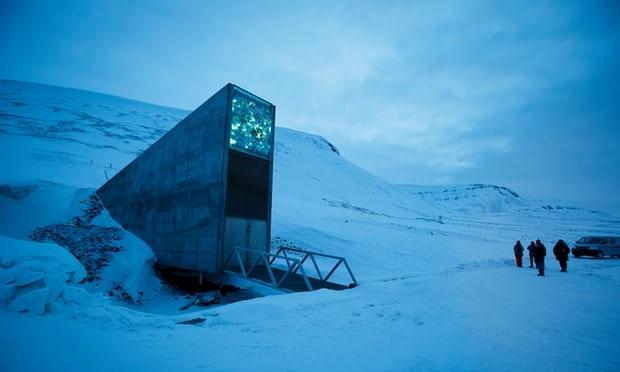 تصاویر | خزانه عجیب نروژیها؛ نگهداری بذر برای روز قیامت!
