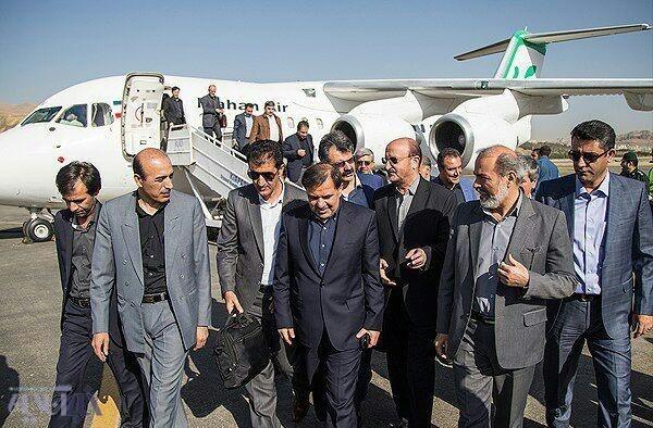 لزوم تدبیر وزارت نیرو نسبت به مسئله آب در اسنان/ وزیر راه به کردستان میآید