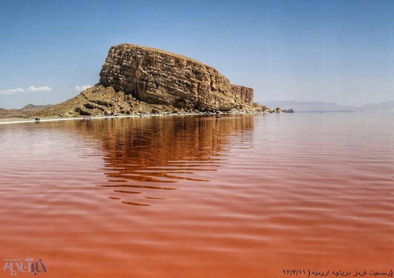 انتقال آب از دریاچه وان ترکیه به دریاچه ارومیه به صلاح نیست