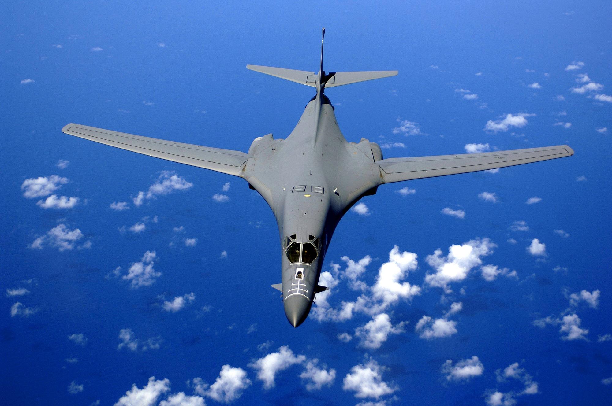 همه چیز درباره بمبافکنهای آمریکا که در شبهجزیره کره به پرواز درآمدند