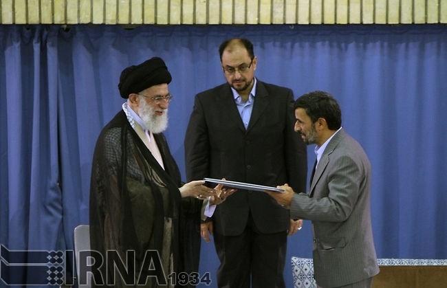 تصاویر | همه تنفیذهای ریاستجمهوری ایران