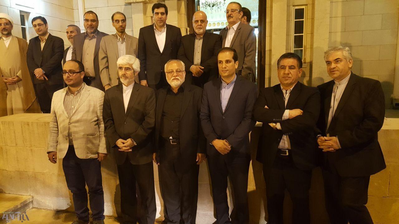 سفر هیات رسانهای ایران به عراق/ تقدیر رئیس اتحادیه روزنامهنگاران عراق از اقدامات ضدتروریستی ایران
