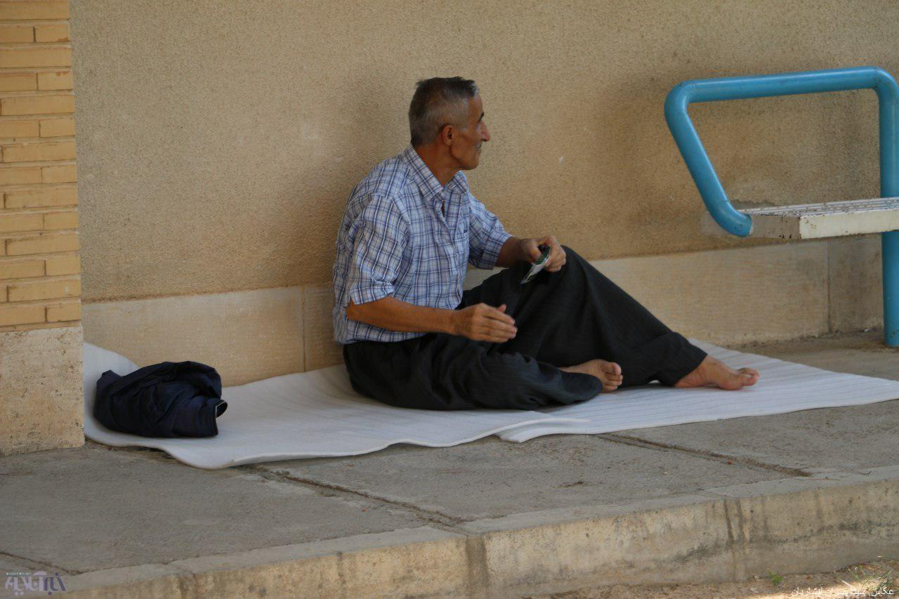 حضور کاروان رضوی در بیمارستان خیریه امید ارومیه