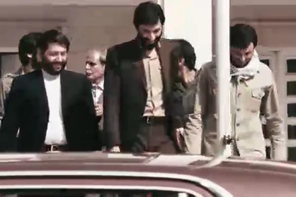 فیلم | نماهنگ حامد زمانی برای حاج احمد متوسلیان