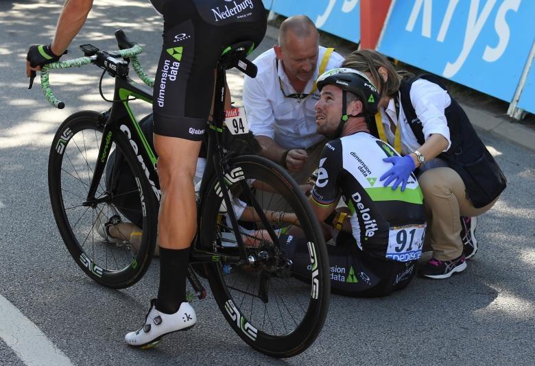 تصاویر دیدنی از رقابتهای دوچرخهسواری «توردوفرانس»