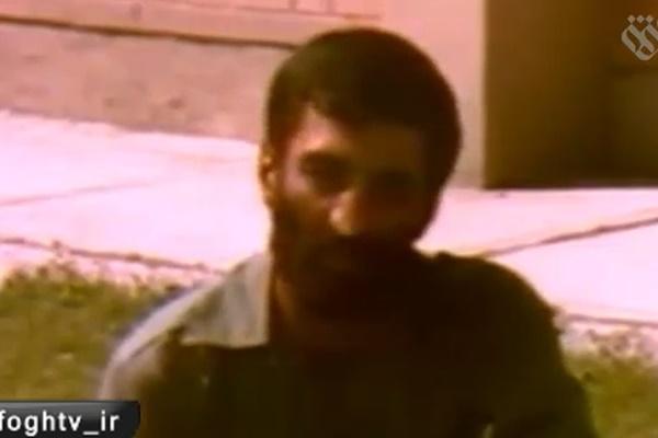 فیلم | مصاحبهای کمتر دیده شده از حاج احمد متوسلیان