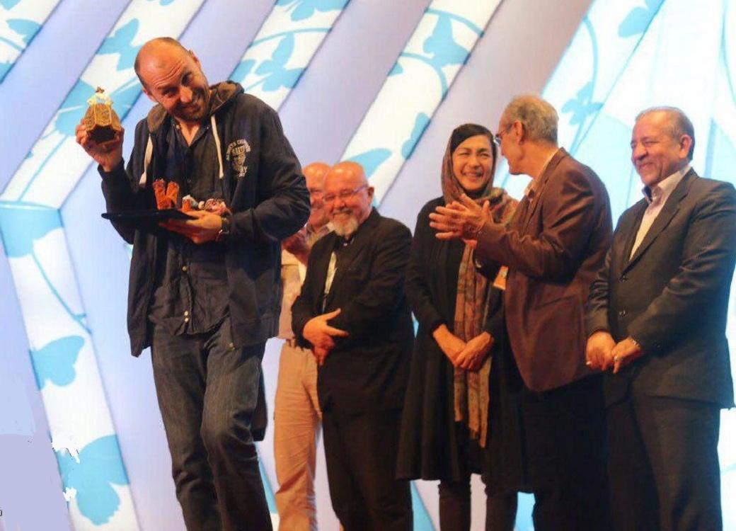 «اسکیباز» بهترین فیلم سینمای کودک ایران شد
