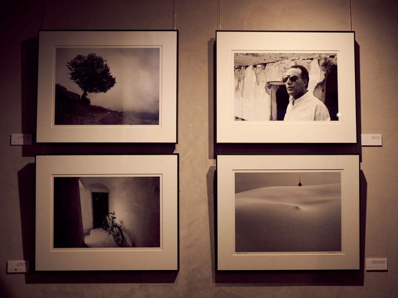 یک تکه زندگی از نگاه هنرمندان برای عباس کیارستمی