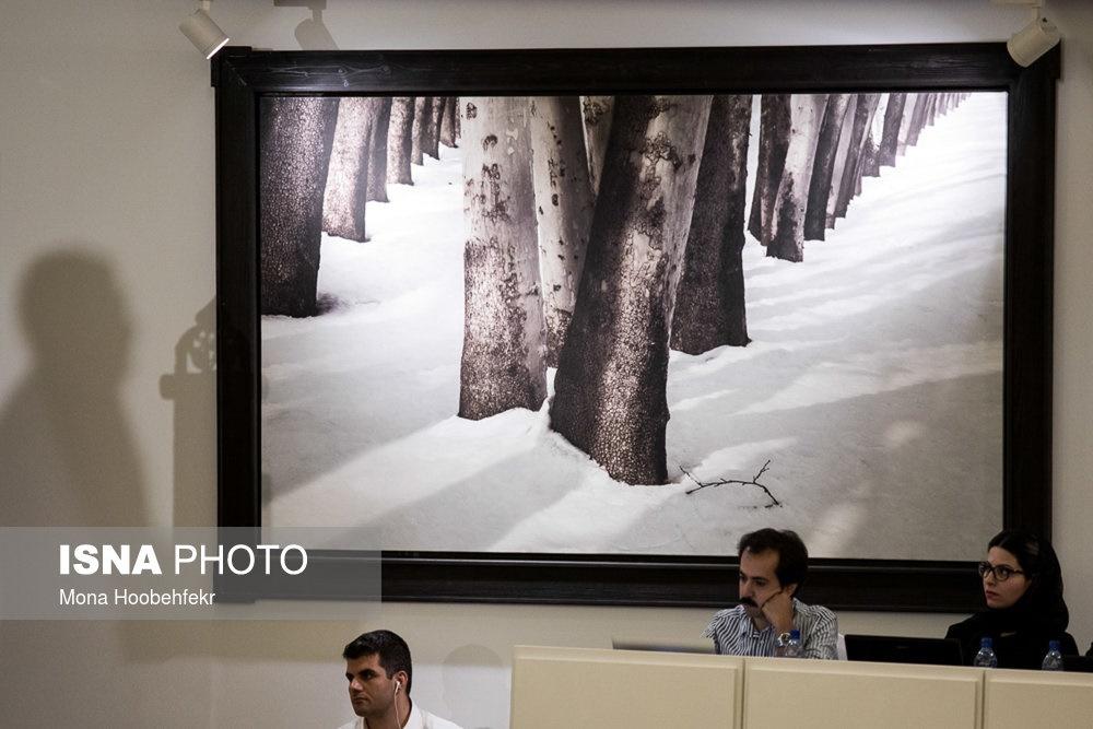 عکس | تابلویی از سهراب سپهری که ۳میلیارد تومان فروخته شد