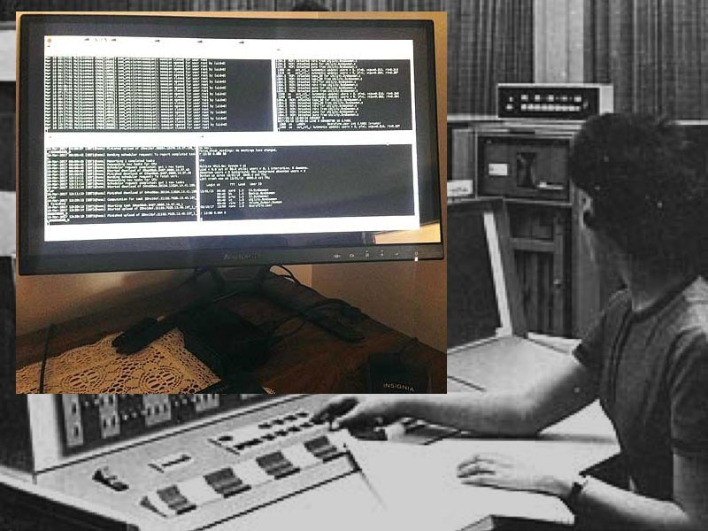 بازگشت سیستم عامل مولتیکس، پدر یونیکس به دنیای آیتی