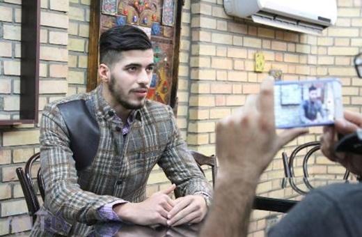 خداحافظی سعید عزتاللهی از فضای مجازی
