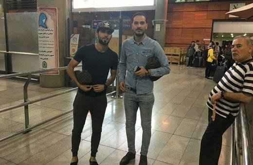 بازیکن جدید پرسپولیس وارد تهران شد/بشار رسن در راه آزادی!