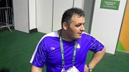 انوشیروانی:اگر عجولانه تصمیم میگرفتم باید بعد از المپیک میرفتم/آقای مرادی با خودتان صادق باشید!             ,