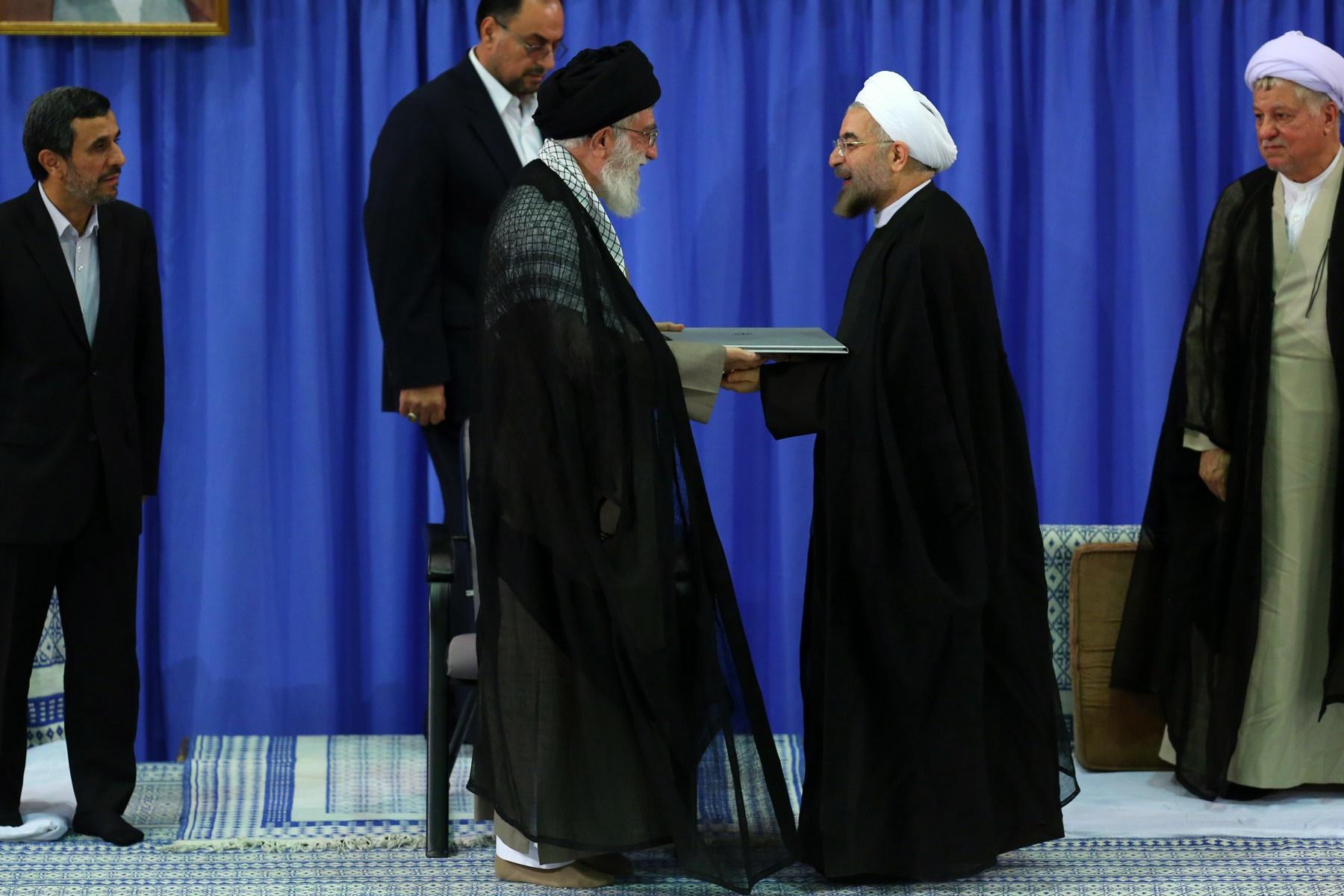 امام و رهبری به ۱۱ رئیسجمهور چه گفتند؟