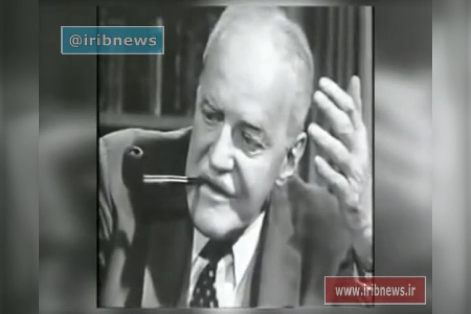 فیلم | افشای سندی تازه از کودتای ۲۸ مرداد
