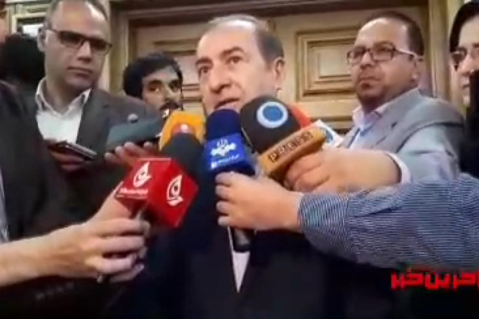 فیلم | توضیحات الویری درباره انتخاب شهردار تهران