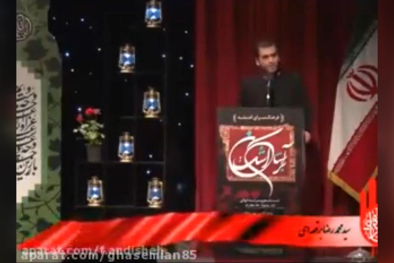 فیلم | قصیدهای که کاربران شبکههای اجتماعی به یاد شهید حججی منتشر کردند