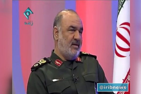 فیلم | سردار سلامی: بساط داعش را جمع میکنیم | انجام عملیات بعدی به نام شهیدحججی