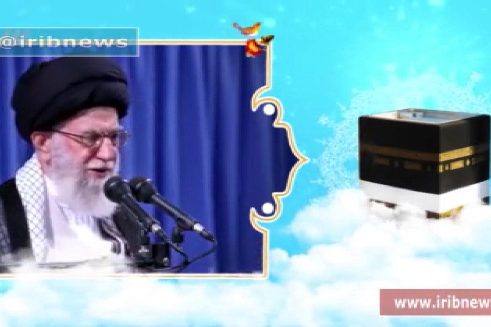 فیلم | توصیههای رهبرانقلاب به حجاج بیتالله الحرام | از بازارگردی پرهیز کنید