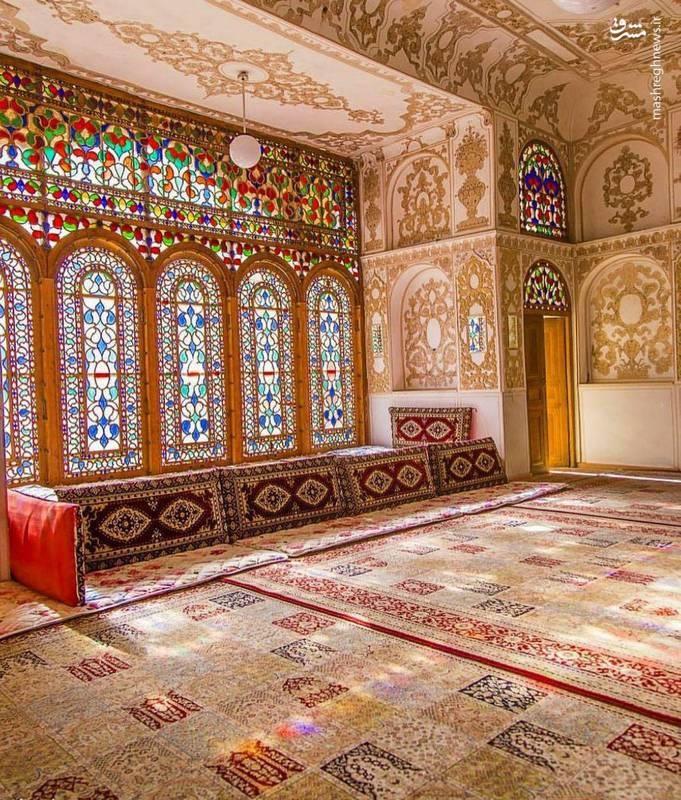 تصاویر | شگفتانگیزترین معماری ایرانی را ببینید