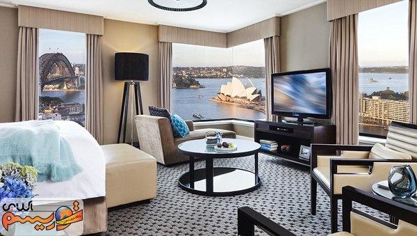 تصاویر | هتلهایی که اتاقهایشان معروفترین چشمانداز را دارند
