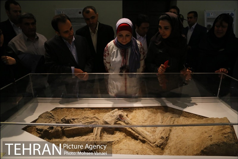 تصاویر | گشت و گذار خانم شهردار در تهران