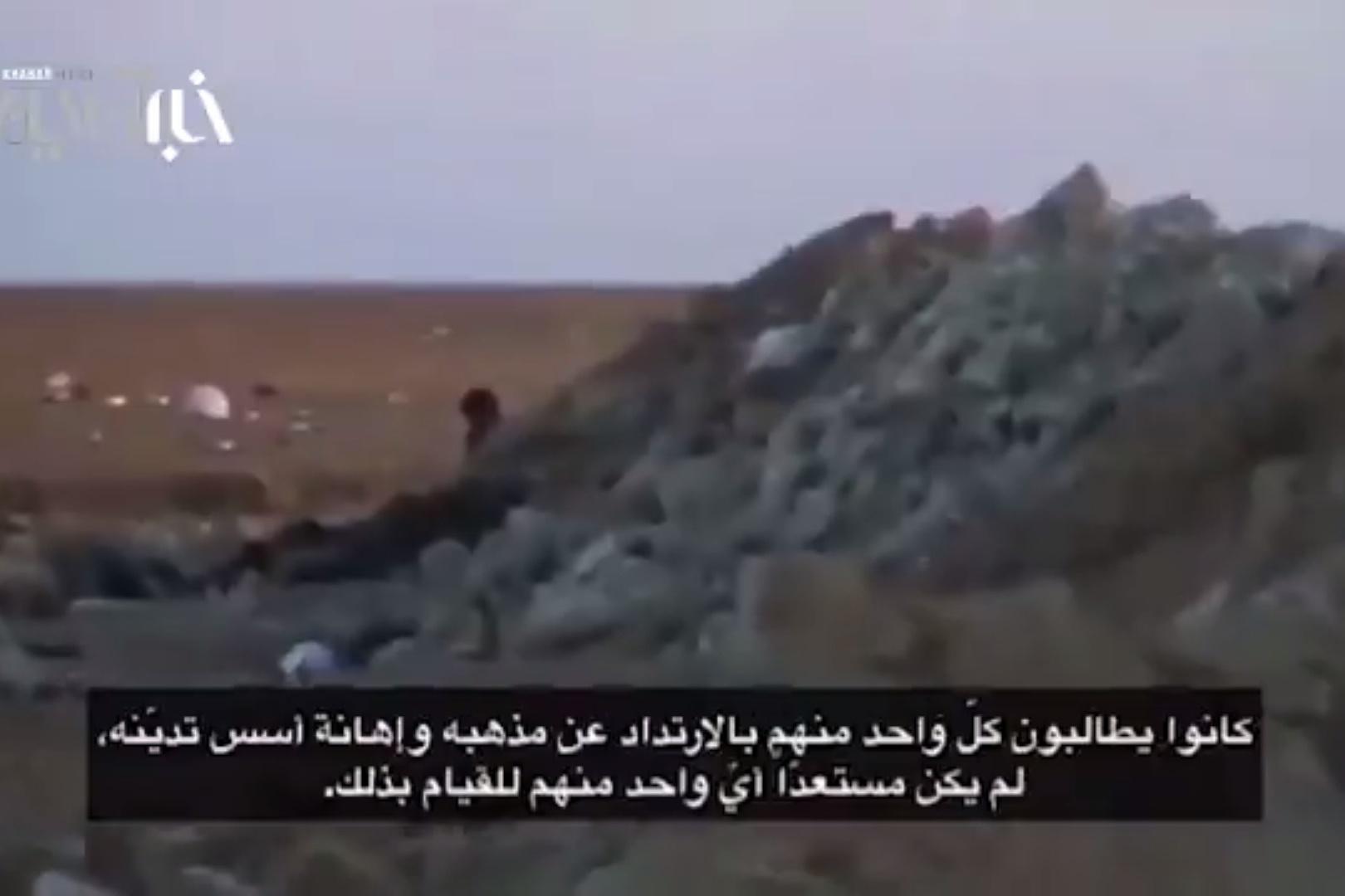 فیلم | وعده سردار سلیمانی برای گرفتن انتقام شهید حججی