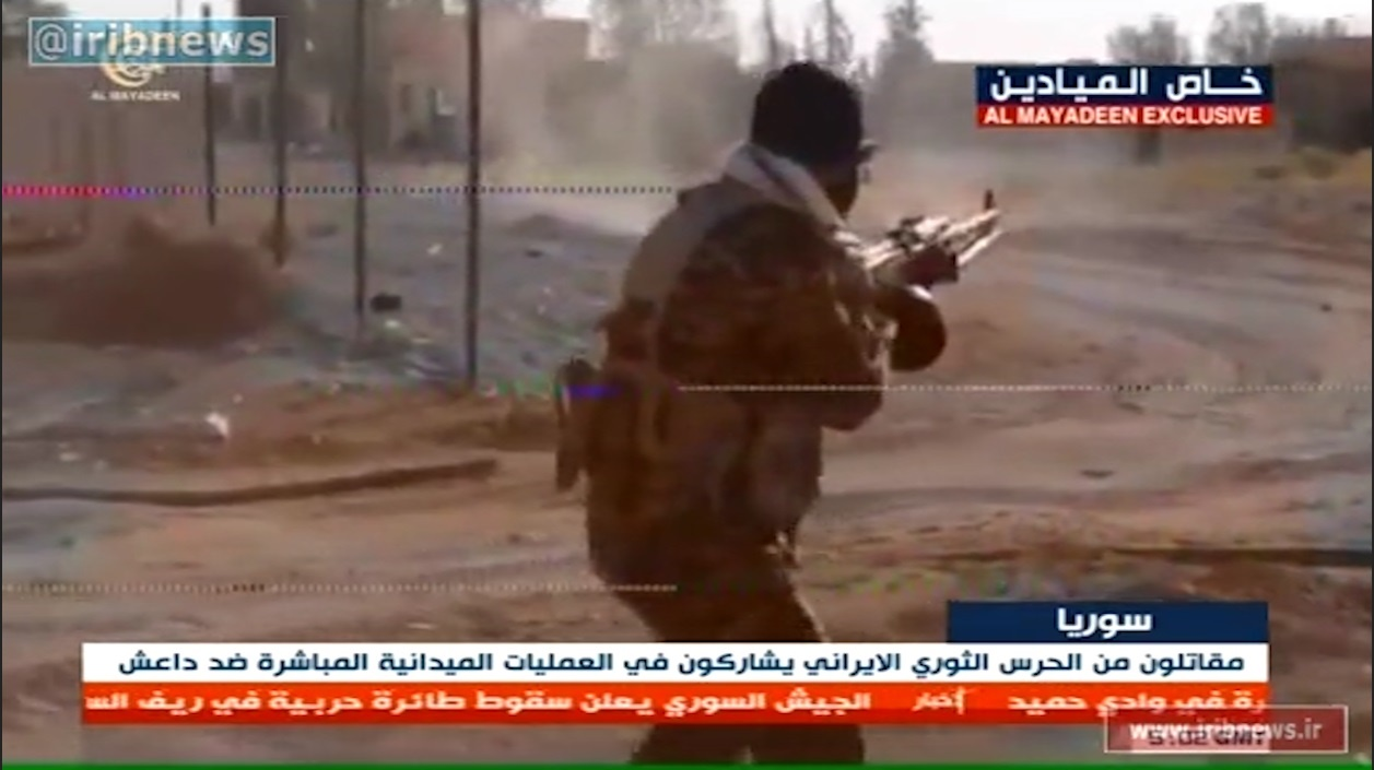 فیلم | آغاز عملیات سپاه برای گرفتن انتقام خون شهید حججی در سوریه