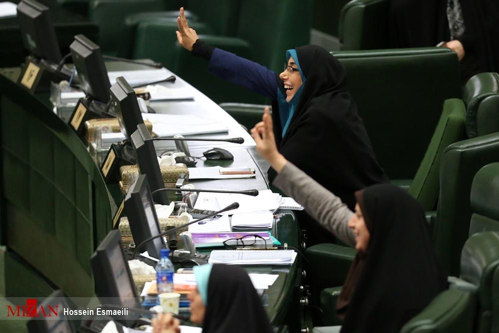 تصاویر | حال و هوای مجلس در دومین روز بررسی وزرای پیشنهادی دولت