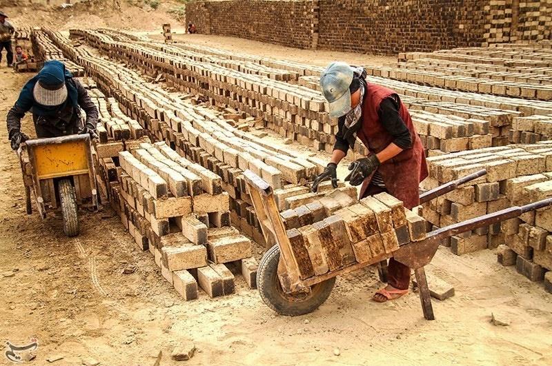 تصاویر   محرومترین کارگران کشور چه شغلی دارند؟