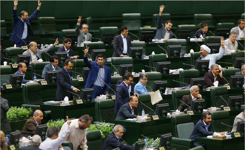 تصاویر | حواشی دومین روز رای اعتماد وزرای پیشنهادی دولت دوازدهم