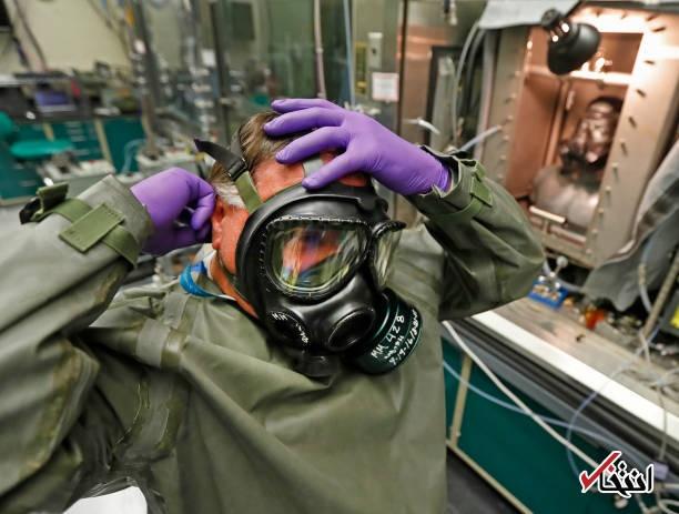 تصاویر   کویر اسرارآمیزی که آزمایشگاه سلاحهای شیمیایی آمریکاست