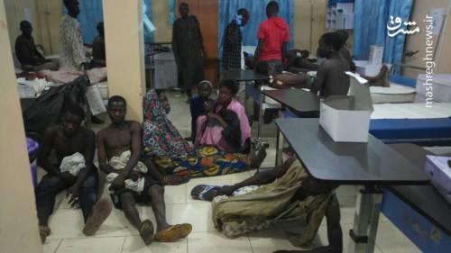 تصاویر | حمله انتحاری مرگبار در بازار نیجریه