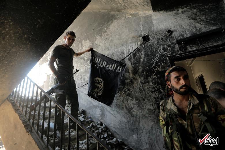 تصاویر | نبردی برای آزادسازی پایتخت داعش