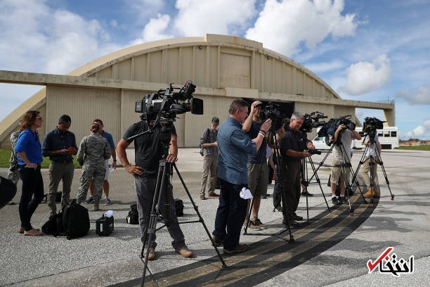 تصاویر | آمادهباش جنگندههای آمریکا در کمین کره شمالی