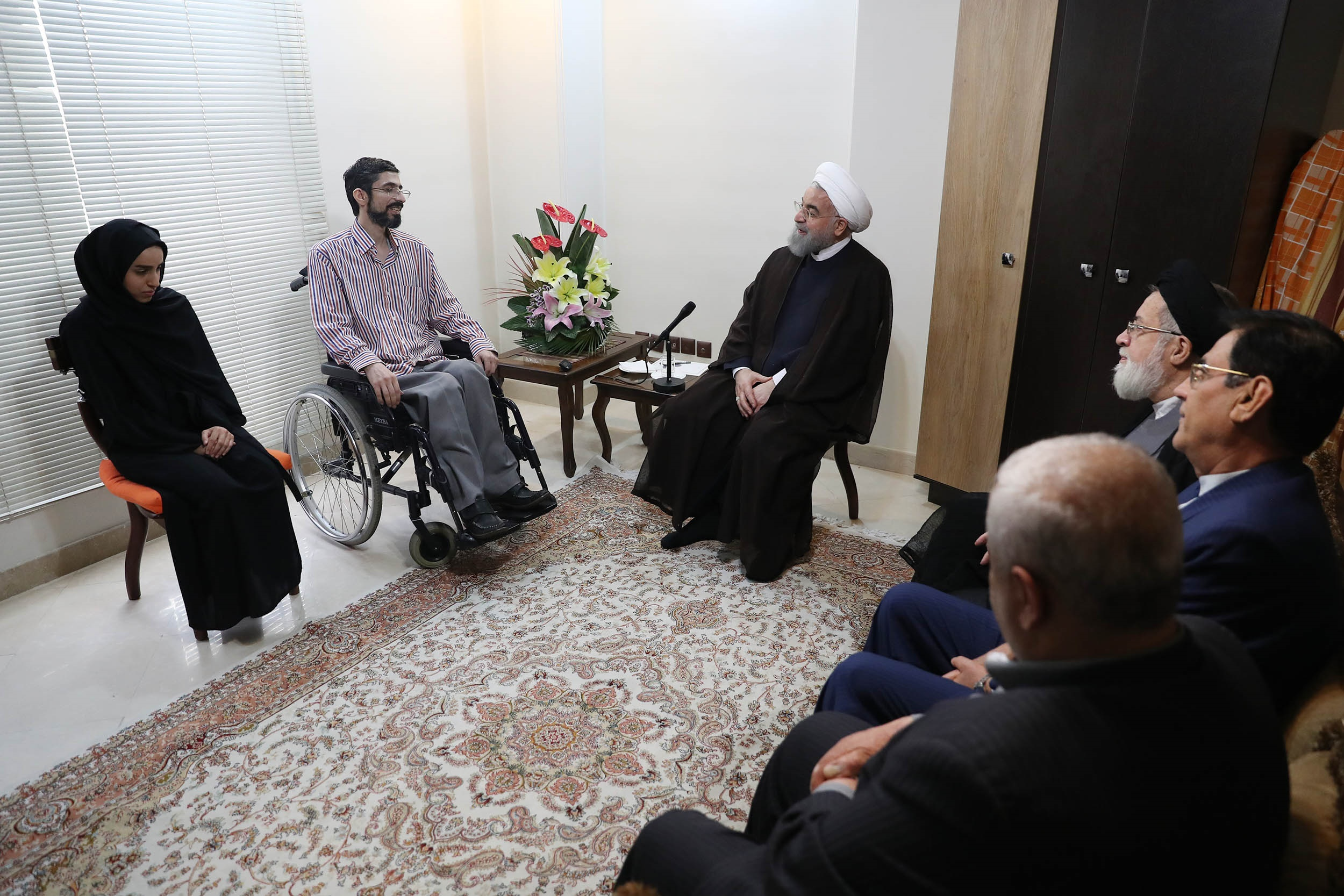 روحانی: داعش و حامیانتروریست نمونه تحجر در عصر جدیدند
