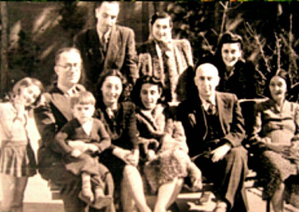 شجرهنامه خاندان مصدق از چهارنسل قبل تا چهار نسل بعد