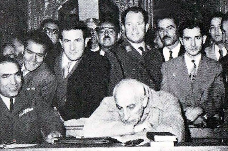 تصاویر تاریخی از کودتای ۲۸ مرداد