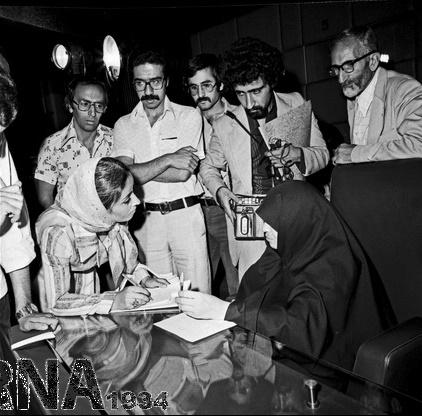 تصاویر   ۳۸ سال پیش؛ نخستین جلسه خبرگان قانون اساسی